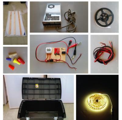 project materials